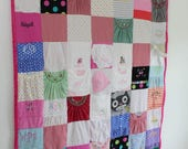 Baby Clothes Memory Clothes Blanket - XL - Balance