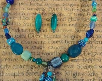 super sale beaded necklace