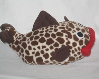 Minnow pet beds for ferrets, hedgehogs and more. Giraffe