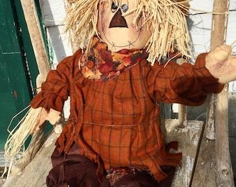 Eddy the Scarecrow