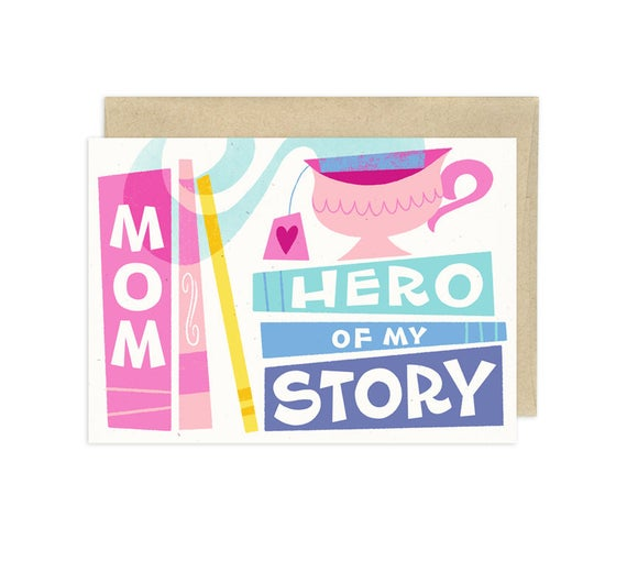 Mom, Hero of My Story