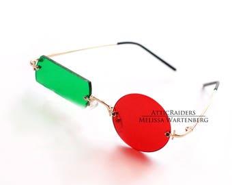Transmetropolitan Glasses