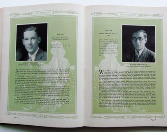 1929 College Yearbook - Haverford College