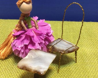 Fairy Garden Accessories, Miniature Accessory, Gnome Garden Accessory, Miniature Furniture, Miniature Garden furniture, fairy table