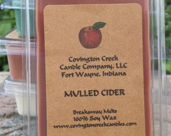 Mulled Cider Pure Soy Breakaway Melt