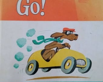 Dr Seuss Books--Go Dog Go --Classic Childrens Book
