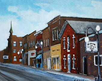 Downtown Elkader #2