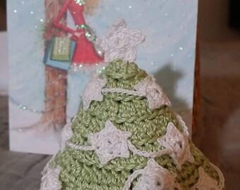 Stars Garland Christmas Tree Ornament