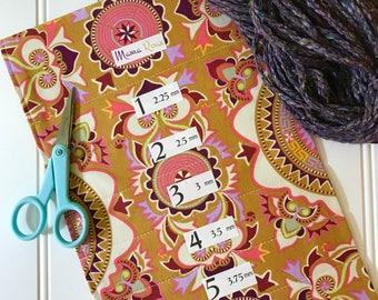 DREAM WEAVER, Hanging Circular Knitting Needle Holder, 8 in x 26 in.