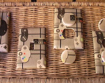 Video Game Controllers Light Switch Plates Outlet Covers or Knobs