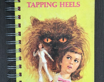 Nancy Drew JOURNAL Clue of the Tapping Heels