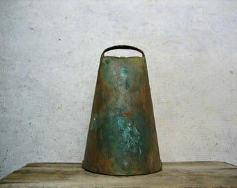 Big Antique Cow Bell