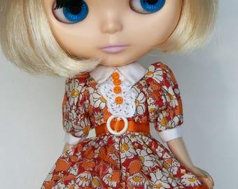 Shirtwaist Dress by Modmoiselle