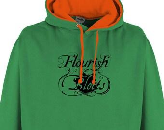 Flourish And Blotts of Diagon Alley Hoodie - Harry Potter Hoodie (Mens, Ladies) - Adult Hoodie - Teenager Hoodie