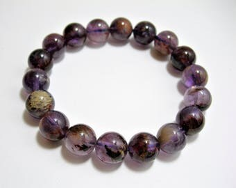 Super seven - 18 beads - 11.4mm - 38 grams - melody stone - SS4