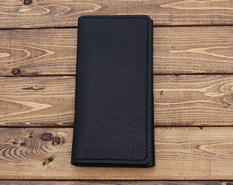 Sleeve Wallet for iPhone / Galaxy / Nexus / Pixel / Oppo /  HTC / Lenovo / Xperia / MotoZ /  OnePlus in Vegetable Tanned Leather