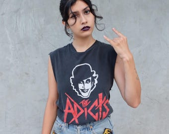 The adicts band t shirt