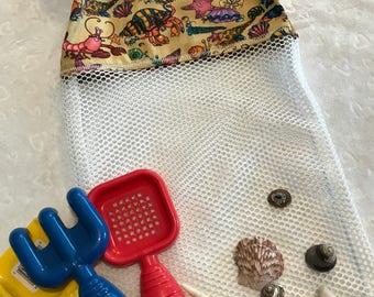 Sea Shell Collecting Bag