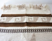 Vintage Southwestern Native American Rug