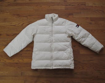 womens Tommy Hilfiger down jacket