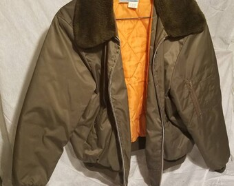 Vintage XL sears work leisure jacket.