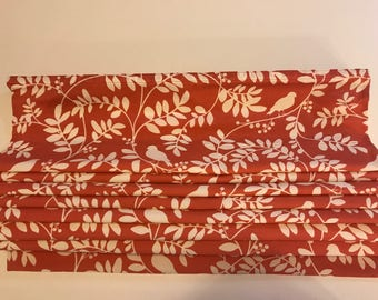 Clearance Dwell Studio Botany Flora in Coral