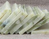 Tea Tree Oil, Soap Ends Sampler, Homemade Soap, Handmade Soap, Natural Soap, Soap Box, Rustic soaps, essential oil soap sample