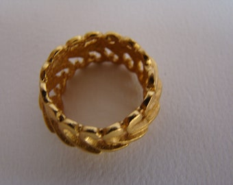 YSL Yves Saint Laurent ring