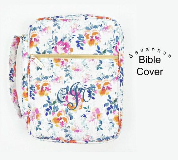 Savannah Bible Cover
