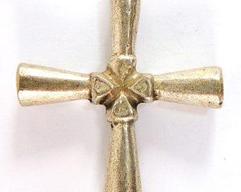 Ethiopian Coptic Cross Pendant African 88862