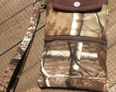Cell Phone Wallet/Wristlet - RealTree Camo