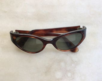 Vintage 1950s French Cat Eye Sunglasses