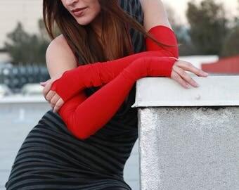 Arm warmers / Fingerless Gloves