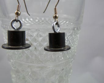 Top Hat Earrings