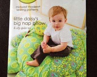 Amy Butler Little Daisy's Big Nap Pillow Pattern