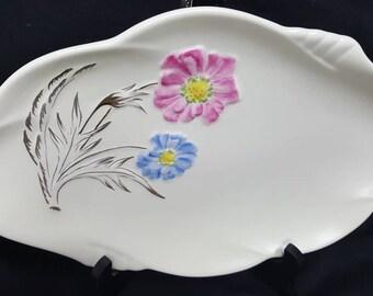 Royal Winton Grimwades Floral Tray  Sandwich Tray Dresser Tray