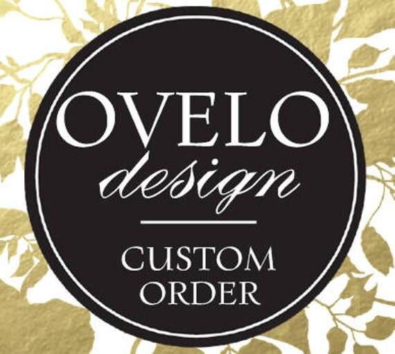 Custom order for Amanda size Large