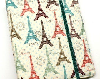 Paris Polka Dots WIP Tracker Cover and Binder