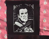 SAINT ASH from freaking Evil Dead the patron saint of chainsaws shotguns and shopping s mart PATCH
