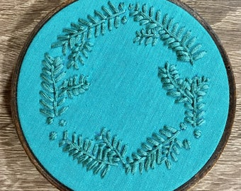 Teal Pine