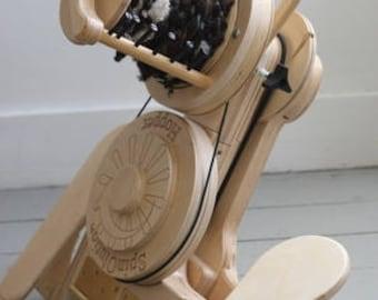 Spinolution Hopper Spinning Wheel