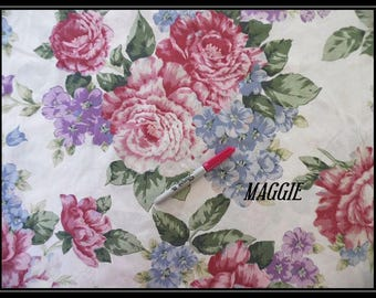 MAGGIE-Request a Custom Order-Nightgown,Long Sleeve or-Sleeveless,Pajamas,Cotton,Vintage Percale,Pin Tucked,Waltz Length,Vintage USA