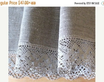 Round Tablecloth Christmas Tablecloth Lace Tablecloth Linen Tablecloth  Burlap Tablecloth Washed Linen Lace