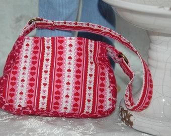 American, made, girl, doll, purse, 18 inch doll, doll accessory, handbag, doll clothes