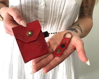 Snap Wallet & Key Fob