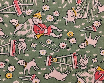 Little Boy Blue - Judie Rothermel Fabric - Marcus Brothers - Out of Print
