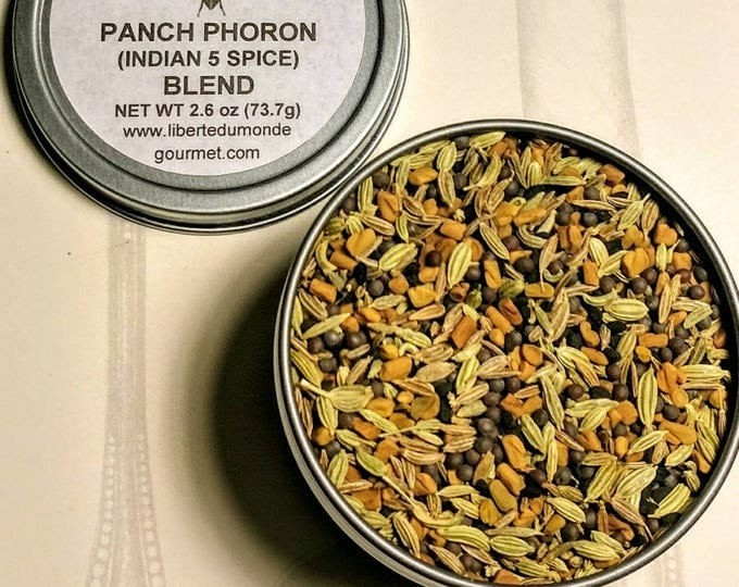 Panch Phoron Bengali Five Spice Blend