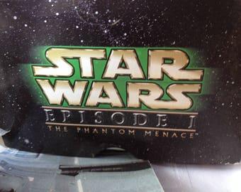 Star Wars Episode 1 promotional toys