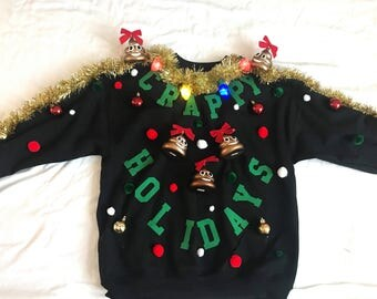 Taborstreasures Ugly Christmas Sweaters By Taborstreasures