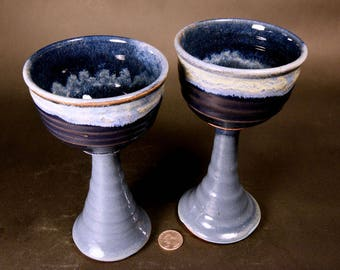 Set of Two Goblets